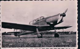 Aviation, Avion à Hélice De L'Armée Suisse, Pilatus P-2 (9) - 1939-1945: 2nd War