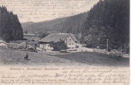 L100E_198 - Wirtschaft Z. Blockhäusle, Oberkürnach N° 193 - Carte Précurseur - Augsburg
