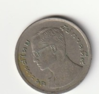 MONETA CON RE RAMA IX - Tailandia