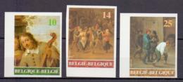2393/95 Schilderijen ONGETAND POSTFRIS** 1990 - Belgio