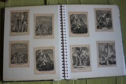 Joli Lot De +- 100 Canivets, Images Pieuses - Images Religieuses