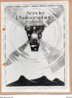 SERVICE PHOTO - 39eme R.A.O. Rég. Aviation Armée Du Levant 1927 ( RAYACK-LIBAN ) 25 Pages - Dessins - Peintures - Photos - Aviation