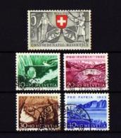 Suiza 531/5 Usado Cat. 22€ - Suisse