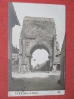 Italy > Lazio > Roma (Rome)  Arco Di Druso  Stamp  & Cancel   Ref   3655 - Roma (Rome)
