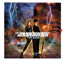 CD N°1596 - THE AVENGERS - THE ALBUM - COMPILATION - Filmmusik
