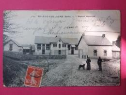 SILLE LE GUILLAUME- L'Abattoir Municipal - Sille Le Guillaume