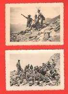 Alpini Manovre 1940 2 Foto - Guerra, Militari