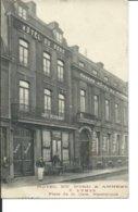 Hazebrouck-Hotel Du Nord Et Annexe-P.Dumes- Place De La Gare - Hazebrouck