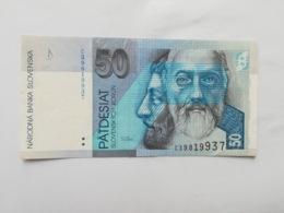 SLOVACCHIA 50 KORUN - Slovaquie