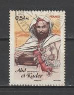 FRANCE / 2008 / Y&T N° 4145 : Abd El Kader - Oblitération De 2008. SUPERBE ! - France