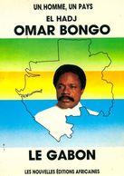 El Hadj Omar Bongo. Le Gabon De Omar Bongo (1984) - Books, Magazines, Comics