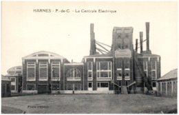 62 HARNES - La Centrale électrique - Harnes