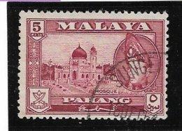 M29 - PAHANG - Poste 65 Oblitéré De 1975/61 - MOSQUE - - Pahang