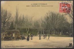 CPA - (26) Montélimar - Patineurs Sur Le Lac - Montelimar