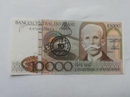 BRASILE 10000 CRUZADOS - Brasilien