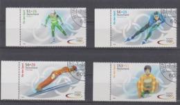 Duitsland 2002 Nr 2067/70 G, Zeer Mooi Lot Krt 4137 - Timbres