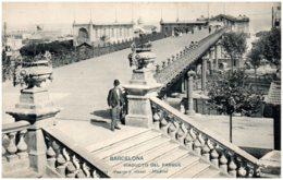 BARCELONA - Viaducto Del Parque - Barcelona