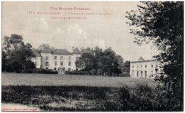 65 MAUBOURGUET - Chateau De Labatut-Rivière - Maubourguet