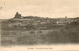 Rochefort   Vue Generale - Rochefort-du-Gard