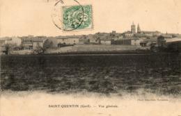 Saint Quentin.....vue Generale - Andere Gemeenten