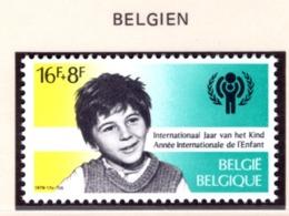 YEAR INTERN. OF CHILD - BELGIO - Mi. Nr.  2009 - NH - (6532-14.) - Belgio