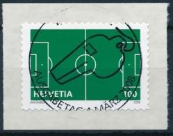1264 Serie Mit ET-Vollstempel / Obliteré Plein - Switzerland
