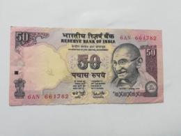 INDIA 50 RUPEES - India