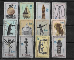 Serie De Timor Nº Yvert 310/21 ** - Timor