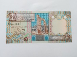 LIBIA 1/4 DINAR - Libië