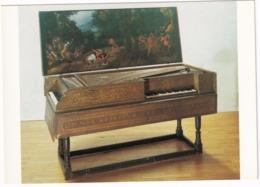 Berlin - Cembalo Von Joannes Ruckers D.J. (Antwerpen 1. Hälfte 17. Jh.) - Musikinstrumenten Museum - Mitte