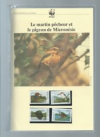 WWF 1990 MIKRONESIEN / MICRONESIA / MICRONESIE - Mi. 174-177**, Ensemble Complet -  Car115 - W.W.F.
