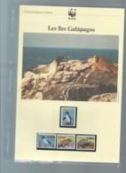 WWF - ECUADOR - FAUNA GALAPAGOS - 1992, Ensemble Complet -  Car118 - W.W.F.