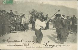 LAOS , Danse De Kouis Et De Maos ( Haut-Mékong ) , CPA ANIMEE , 1907 - Laos