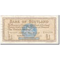 Billet, Scotland, 1 Pound, 1965, 1965-05-01, KM:102b, TTB - Scozia