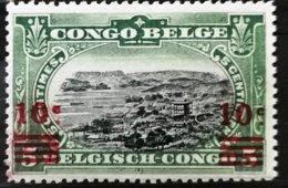 1921 Belgisch Kongo Postfrisch** - Africa (Varia)