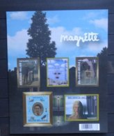 BELGIE  2008   Blok  151  Rene Magritte     Postfris **   CW  29,00 - Blocs 1962-....