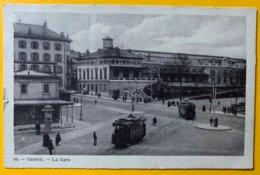 8933 -  Genève  La Gare - GE Genève