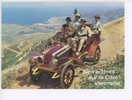 CORRE 1904 - Tonneau (descente Route Des Corniches Madeloch, Banyums) Bien Arrivés.... - Passenger Cars