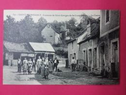 SAINT FRIMBAUD- Commune De Saint Georges De La Couée, Le Centre - France