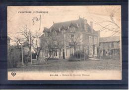 63. Billom. Maison Du Docteur Thomas - Autres Communes