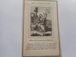 D.P.-CONSTANTIA-PH.MOONS 0BEVERLOO 15-6-1841+ALDAER 18-2-1858 - Religion & Esotérisme
