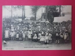 SAINT CALAIS- Kermesse Enfants Du 31 Mai 1909 - Saint Calais