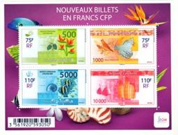 Nouvelle Calédonie 1208 F Nouveaux Billets Neuf * * TB  MNH Valeur Faciale 3.1 - Ungebraucht