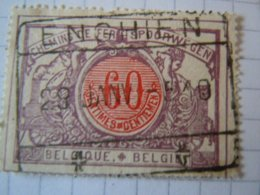 Tr37 Ob L Enghien - Chemins De Fer