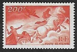 FRANCE  1946-47  -  PA 19  - Char Du Soleil -  NEUF** -  Cote 9e - 1927-1959 Nuevos