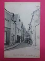 SABLE SUR SARTHE- La Grande Rue - Sable Sur Sarthe