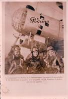 Aviation, Pilotes De L'Armée Russe, Grizodoubova, Ossipenko, Raskkova Devant Leur Appareil RODUNA (4798) 10x15 - 1939-1945: 2ème Guerre