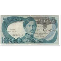 Billet, Portugal, 1000 Escudos, 1968-05-28, KM:175a, B - Portogallo