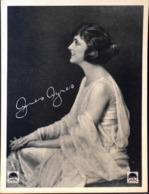 PHOTO Avec Signature Grand Format - A IDENTIFIER - Paramount Star - TBE - Photographs