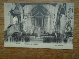 Sizun , Intérieur De L'église - Sizun